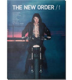 The New Order Vol. 06 (Scott Campbell Cover) Picutre