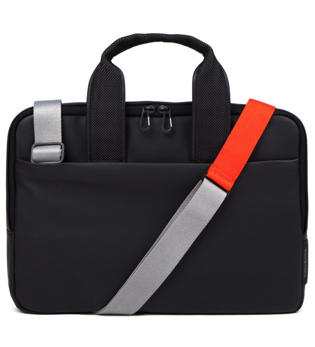"Coated Techno Canvas 15"" Laptop Flat Carrier"