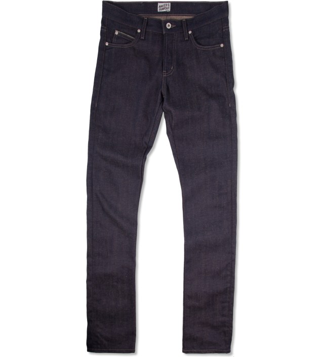 Skinny Guy Hemp Blend Selvedge Denim Jeans