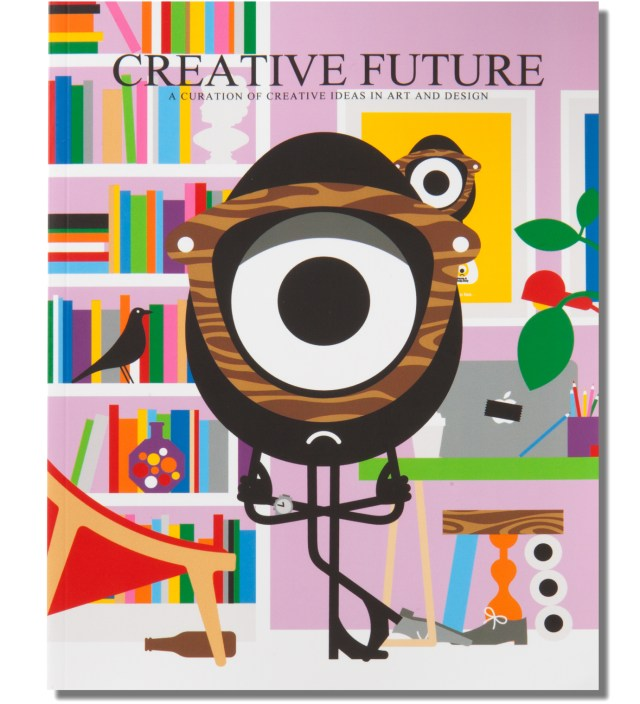 Creative Future: A Creation of Creative Ideas in Art & Design