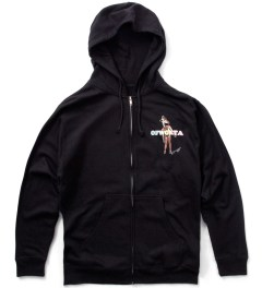 Odd Future Black Giraffe Zip Up Picutre