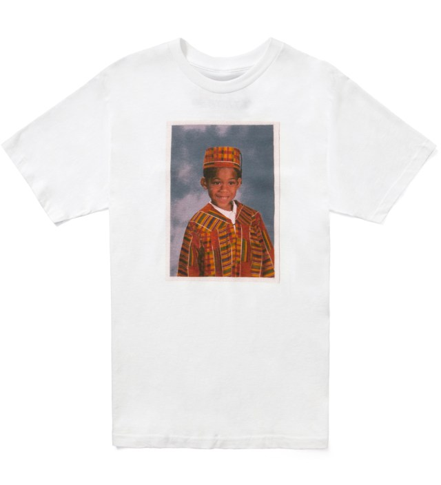 White Hodgy Dashiki T-Shirt