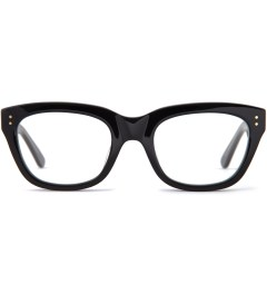 Deluxe Black/Clear Matthew Sunglasses Picutre