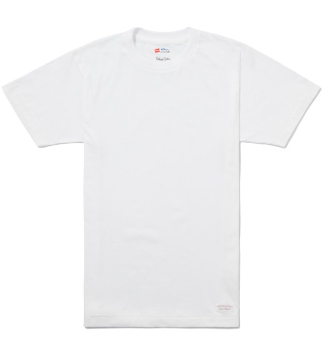 Deluxe x Hanes 3 Value Pack Crew Neck T-Shirt