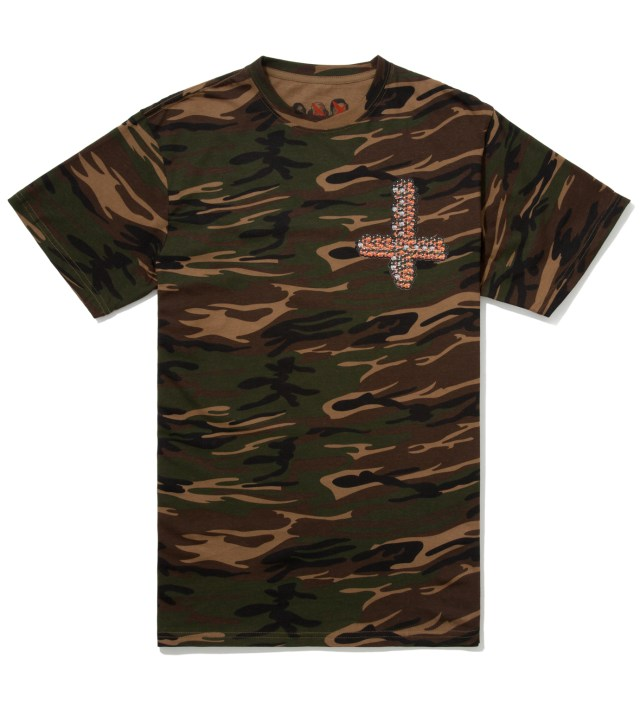 Camo Mellowhype 64 T-Shirt