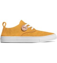 Buddy Mustard Corgi Low Shoes Picutre