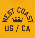 Yellow West Coast T-Shirt
