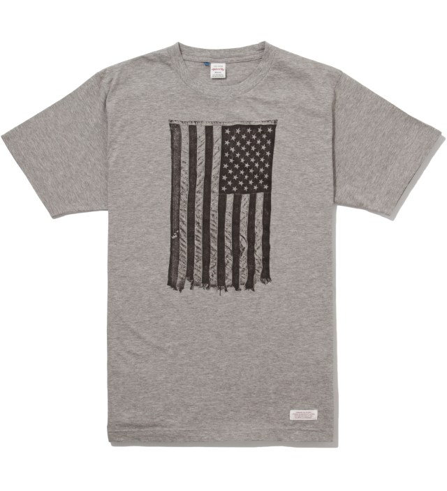 Grey Ash Star T-Shirt