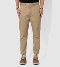 Deluxe Beige Style Thunderbolt Trousers Model Picutre