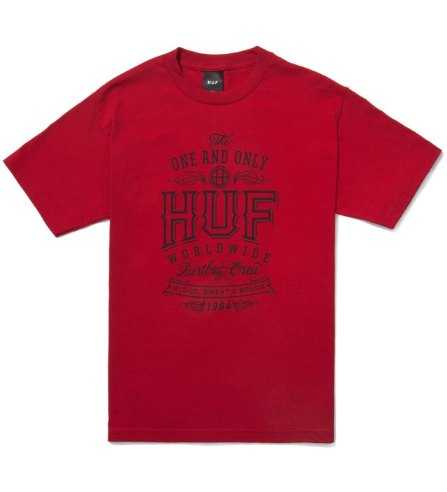 Red Cardinal Barrel Aged T-Shirt