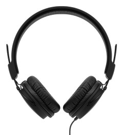 Nocs Black NS700 Phaser Headphones Picutre