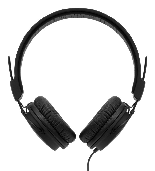 Black NS700 Phaser Headphones