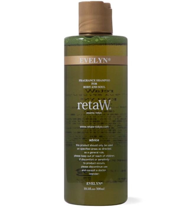 Evelyn Fragrance Body Shampoo