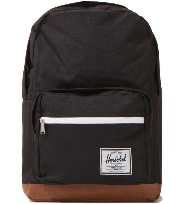 Black Pop Quiz Backpack