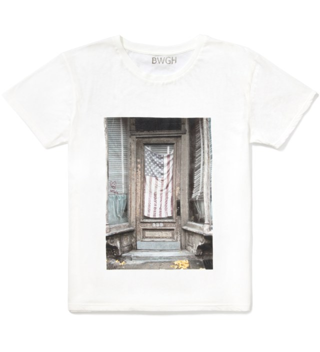White National Anthem T-Shirt