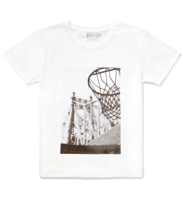 White Roosevelt Playground T-Shirt