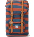 Navy/Rust Little America Backpack