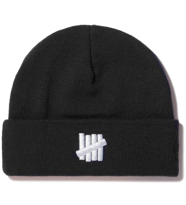 Black 5 Strike New Era Beanie