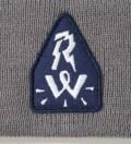 Blue/Grey RW Beanie