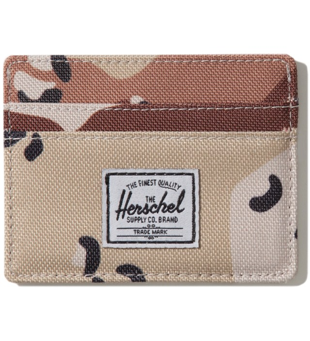 Desert Camo Charlie Card Holder