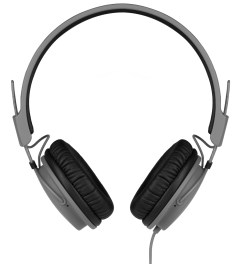 Nocs Grey NS700 Phaser Headphones Picutre