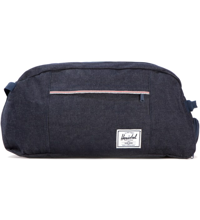 Bad Hills Journey Selvage Denim Bag