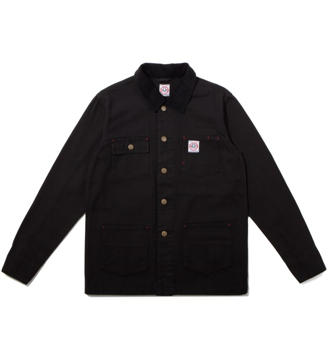 Black Rail Jacket