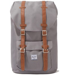 Herschel Supply Co. Grey Little America Backpack Picutre