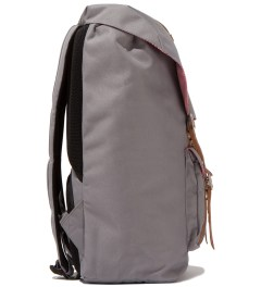 Herschel Supply Co. Grey Little America Backpack Model Picutre