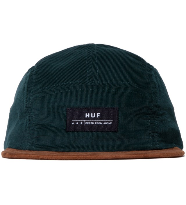Ivy/Green Death From Above Cord Volley Cap