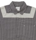 Black Gingham Shirt