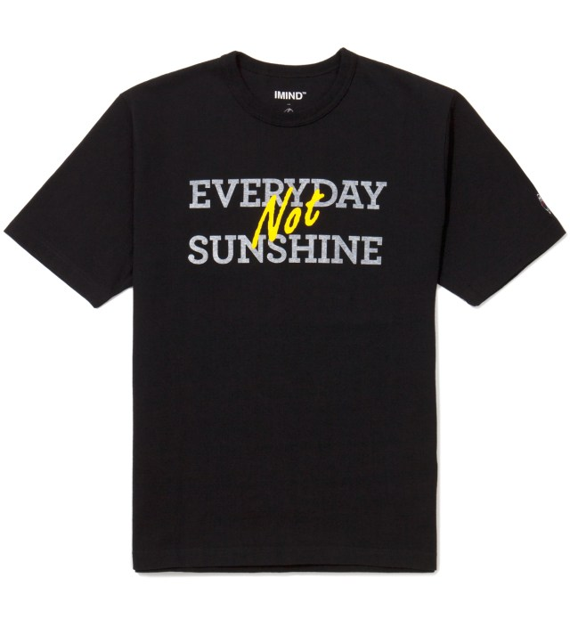 Black Everyday T-Shirt