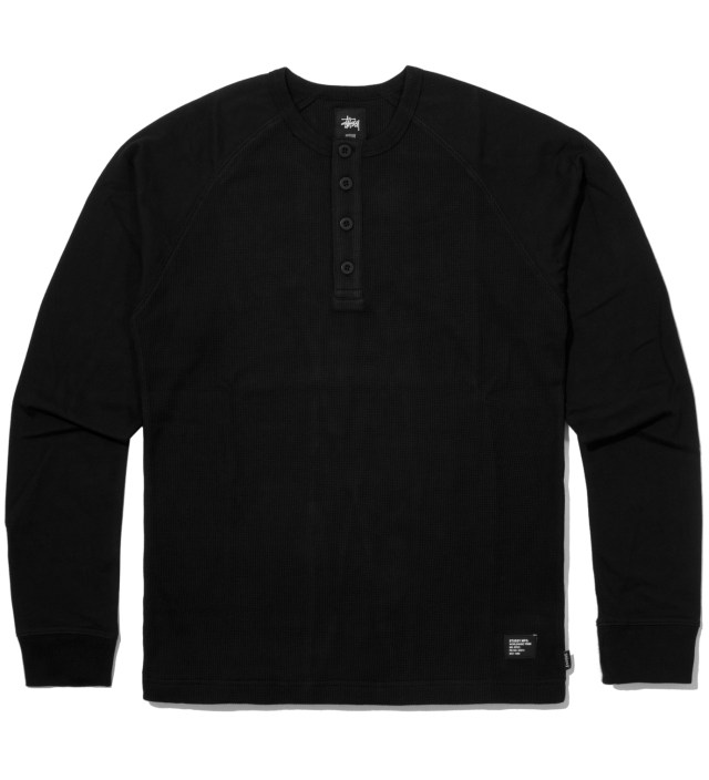 Black Recruit Henley