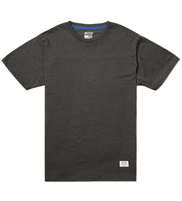 Charcoal Mr. Tee Immediate T-Shirt
