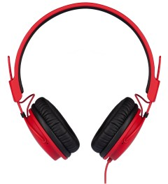 Nocs Red NS700 Phaser Headphones Picutre