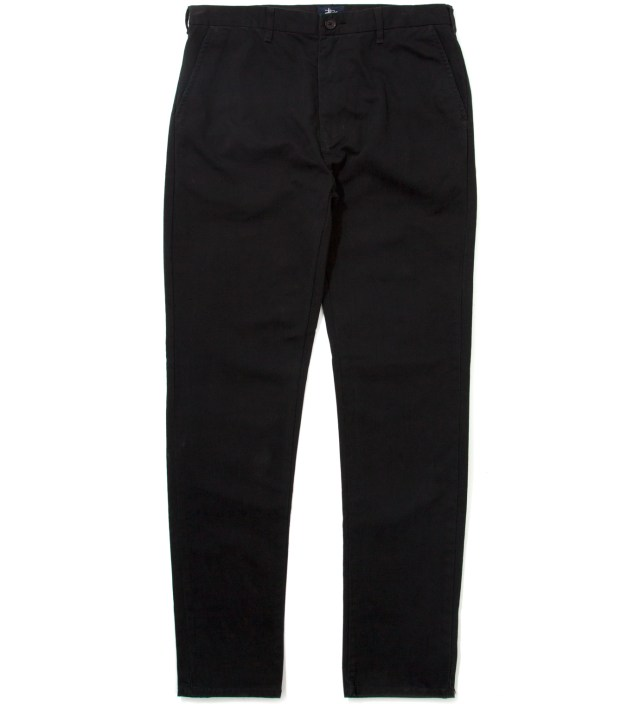 Black Ralph Chino Trousers