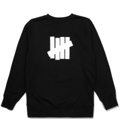 Undefeated Black 5 Strike Basic Sweater Picutre