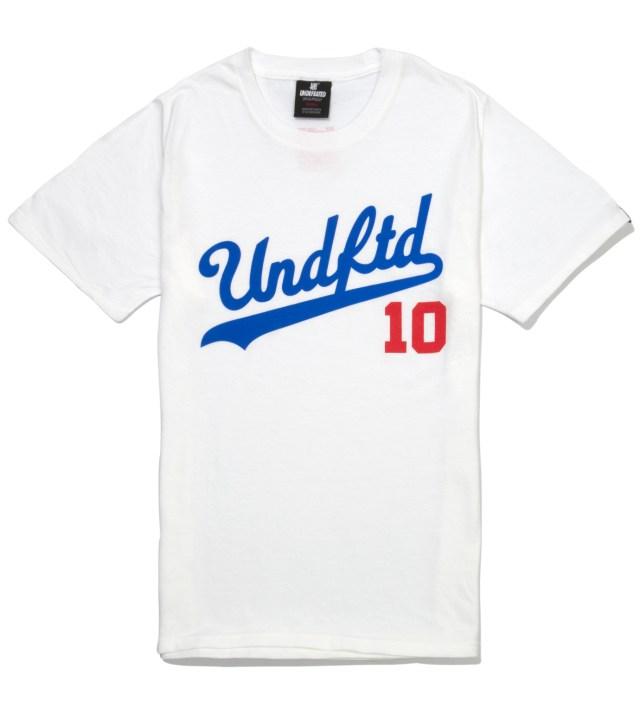 White SS UNDFTD 10 T-Shirt