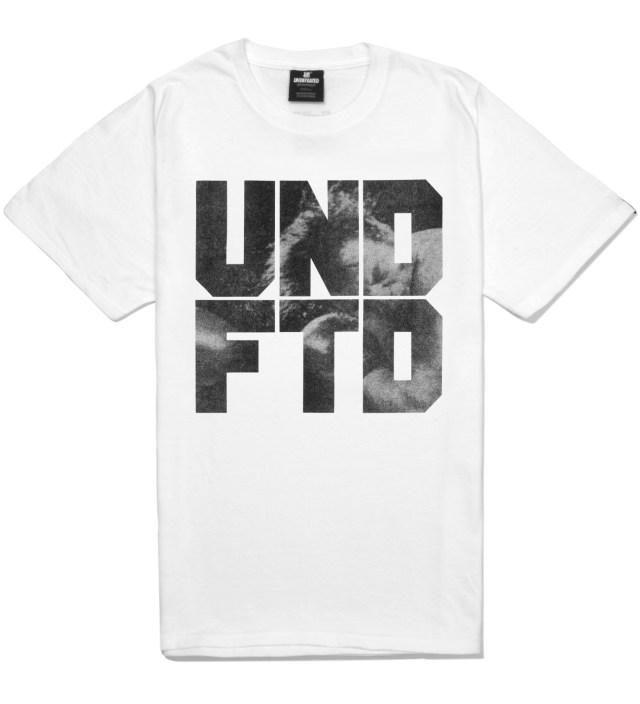 White SS Punch T-Shirt