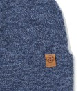 Navy Summit Cuff Beanie