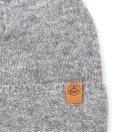 Grey Summit Cuff Beanie