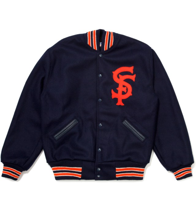Navy San Francisco Seals 1940 Jacket