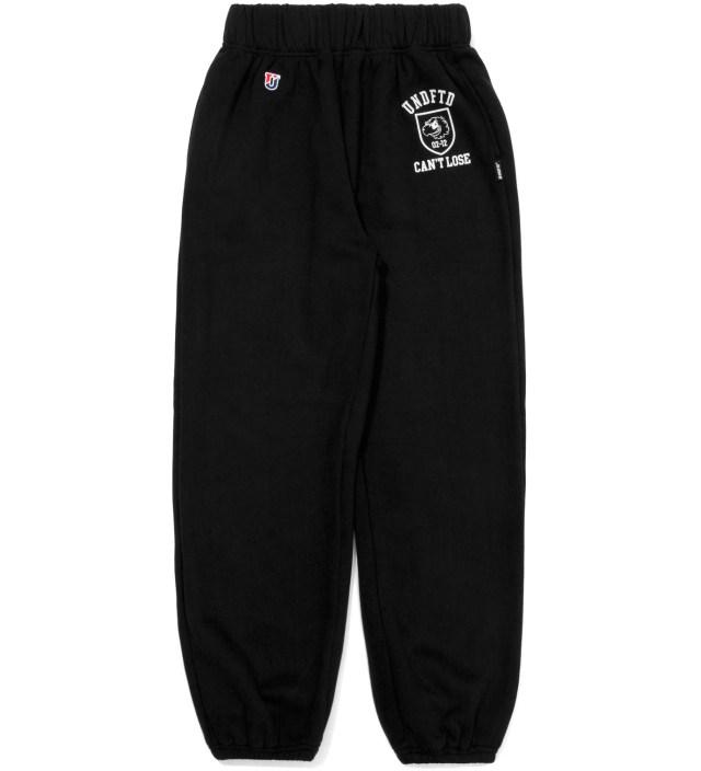 Black Can't Loose Sweatpants