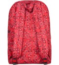 Red Paisley Classic Backpack