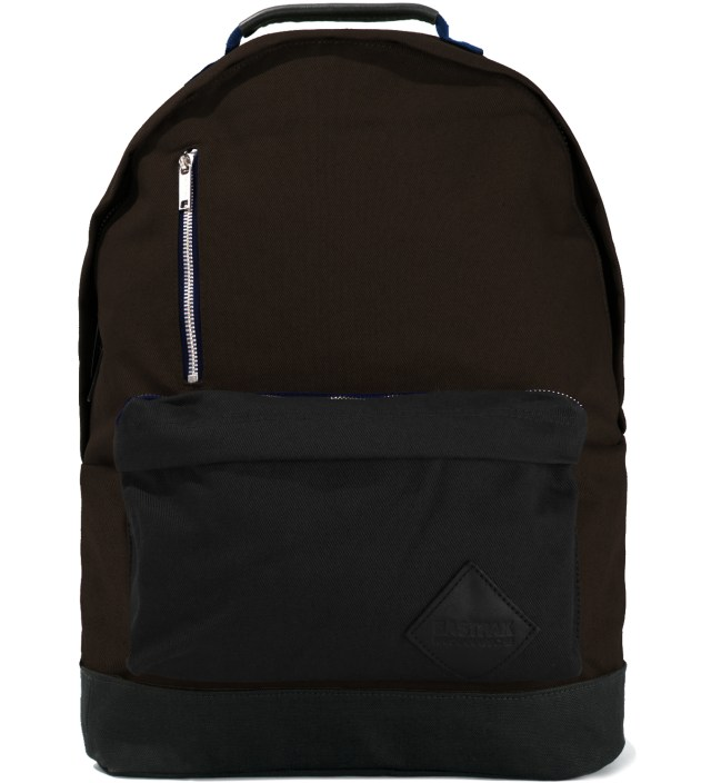 Eastpak KRISVANASSCHE Marron Cotton Backpack II