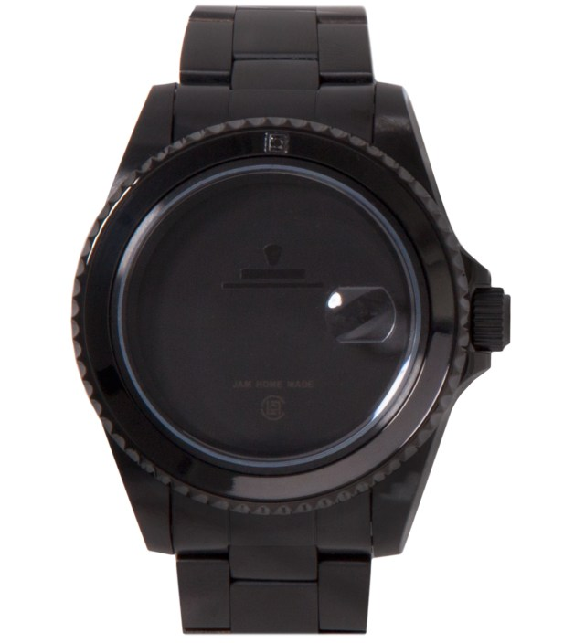 CLOT x Jam Home Made Black Jam Watchless Bracelet