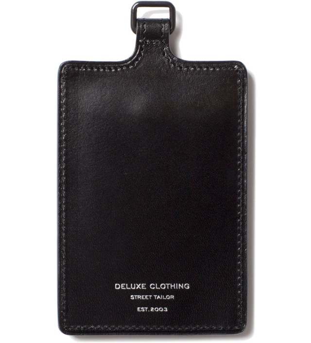 Black Badge Card Case