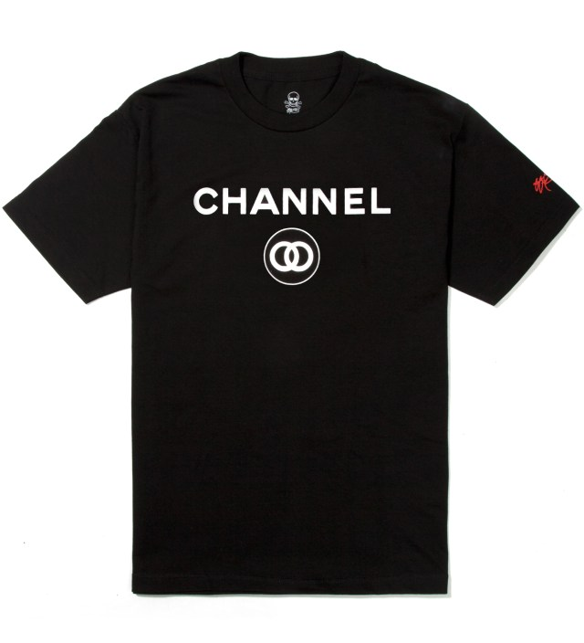 Black Channel Zero T-Shirt