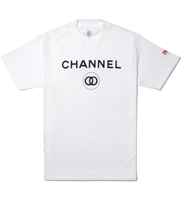 White Channel Zero T-Shirt