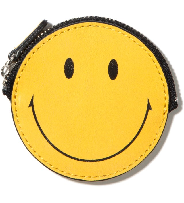 Smiley Coin Case